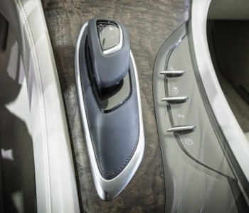 quality etching Buick concept car