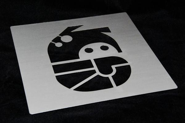 Custom Laser Cut Stencils Melbourne Vector Amp Raster