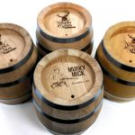 custom wood laser engraving barrels