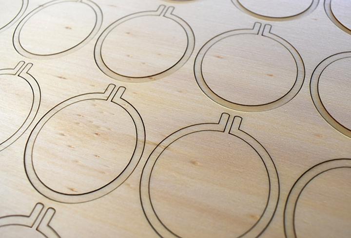 laser cut plywood