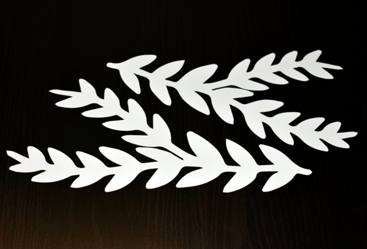 Immaculate Laser Cut White Paper