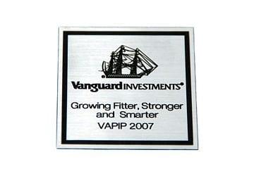 laser engraved promotional magnets